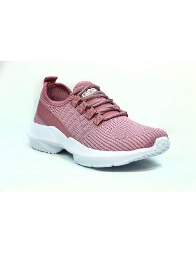 Tenis para Mujer MOD:Gr 63-01 purpura